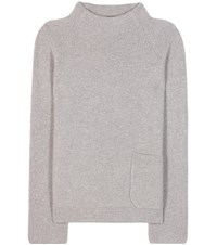 Loro Piana Halifax Cashmere Sweater Grey