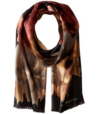 Lauren Ralph Lauren Donna Black Scarves