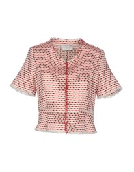 Fairly Suits And Jackets Blazers Women Red