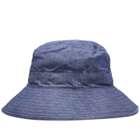 Denim Trooper Hat Navy