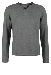 Harris Wilson Jumper Gris Chine Force Dark Gray