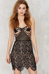 Nasty Gal For Love And Lemons Vika Mini Skirt