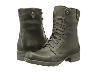 Cobb Hill Bethany Dark Green Women's Lace Up Boots