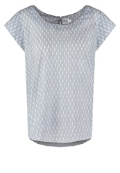 Saint Tropez Blouse Dove Light Grey