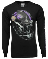 Vf Licensed Sports Group Men's Long Sleeve Lsu Tigers Completion T Shirt