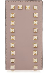 Valentino The Rockstud Leather Iphone 4 Case