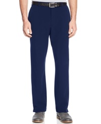 Cutter And Buck Big And Tall Drytec Performance Pants Navy Blue