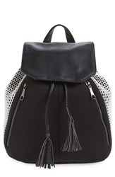 Poverty Flats By Rian Mesh Backpack