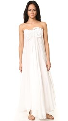 Lila.Eugenie Maxi Sun Wrap Dress Ivory