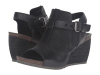Otbt Arcadian Black Women's Pull On Boots