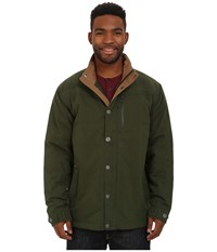 Mountain Khakis Swagger Jacket Rainforest Men's Coat Brown