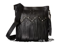 Sts Ranchwear The Boho Crossbody Black Cross Body Handbags