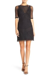 Women's French Connection 'Rene' Lace Sheath Dress