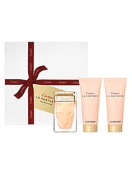 Cartier La Panthere Mother's Day Three Piece Bath And Body Set No Color