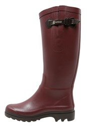 Aigle Wellies Erable Brun Brown