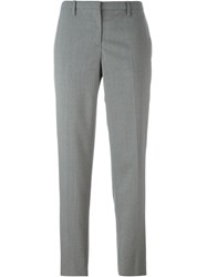N 21 Nao21 Tailored Trousers Grey