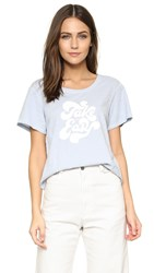 Sea Take It Easy Tee Baby Blue