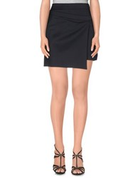 Atos Lombardini Skirts Mini Skirts Women Black