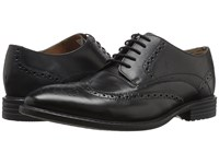 Bostonian Garvan Edge Black Leather Men's Shoes