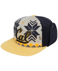 Top Of The World California Golden Bears Christmas Sweater Strapback Cap