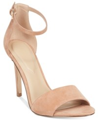 Aldo Women's Fiolla Two Piece Dress Sandals Tan