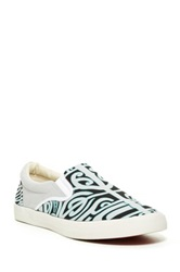 Bucketfeet Tatau Slip On Sneaker Black