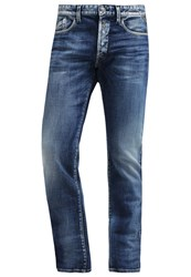 Replay Waitom Straight Leg Jeans Bleached Denim