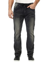 Buffalo David Bitton Bootleg Jeans Black