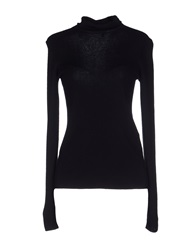 Strenesse Gabriele Strehle Turtlenecks Black