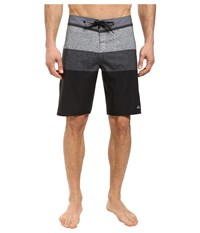 Quiksilver Everyday Blocked Vee 20 Boardshorts Black Men's Swimwear