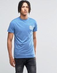 Friend Or Faux T Shirt Blue