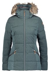 Icepeak Tiffy Winter Coat Antique Green Oliv