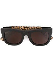 Retrosuperfuture 'Ciccio Gianni Pompei' Sunglasses Black