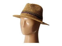 Mountain Hardwear Raffia Fedora Crater Dark Raspberry Caps Khaki