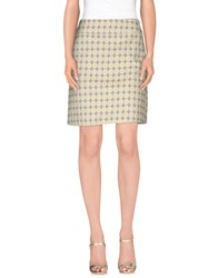 Tara Jarmon Skirts Mini Skirts Women Khaki
