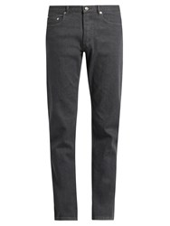 A.P.C. New Standard Slim Leg Jeans Grey