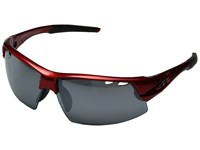 Tifosi Optics Crit Metallic Red 1 Sport Sunglasses Black