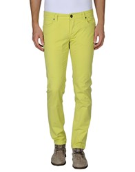 Jeckerson Trousers Casual Trousers Men Acid Green