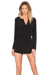 Rory Beca Salem Romper Black