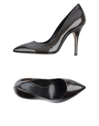 Martin Clay Pumps Bronze