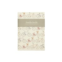 Fenella Smith Bicycle A5 Notebook