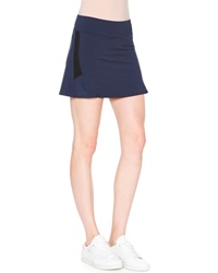 Callens Tech Fabric Sport Skort Navy