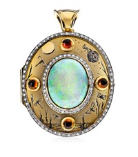 Theo Fennell Opal Night And Day Locket Female