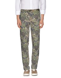 Wemoto Trousers Casual Trousers Men Green