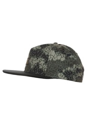 Dc Shoes Crossover Cap Oliv