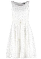 S.Oliver Cocktail Dress Party Dress Offwhite