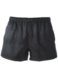 La Perla 'Echo' Swim Shorts Black
