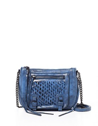 She Lo Take A Chance Leather Zip Crossbody Bag