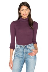 Joe's Jeans Gayle Turtleneck Sweater Purple