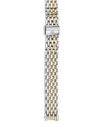 12Mm Serein Two Tone 7 Link Bracelet Michele